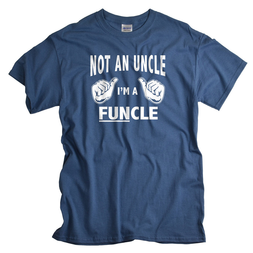 Not An Uncle I'm A Funcle - Men's Tee - Cozzoo