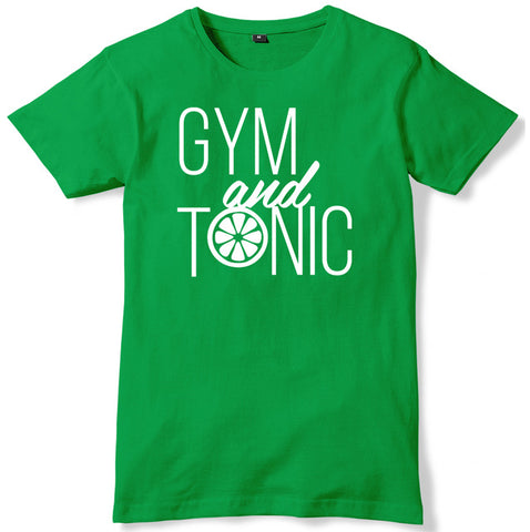 Gym And Tonic - Fitness T-shirt - Cozzoo