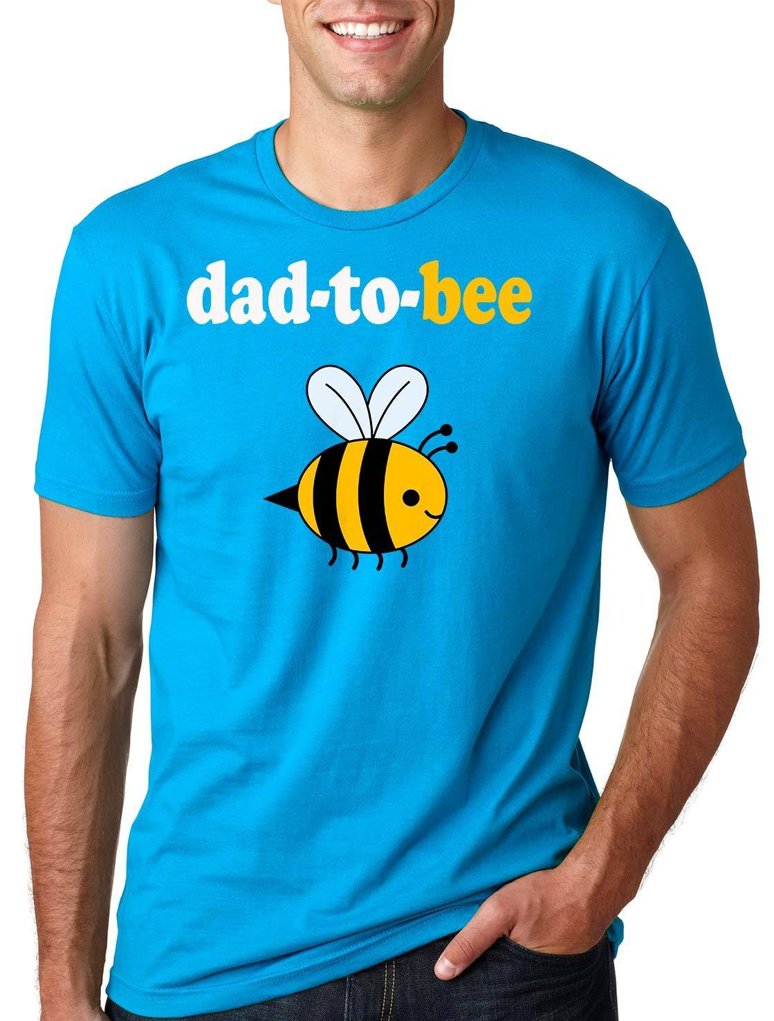 Dad-To-Bee - Men's T-shirt - Cozzoo