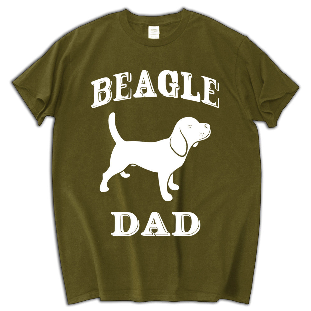 Beagle Dad - Dogs/Pets - Men's T-shirt - Cozzoo