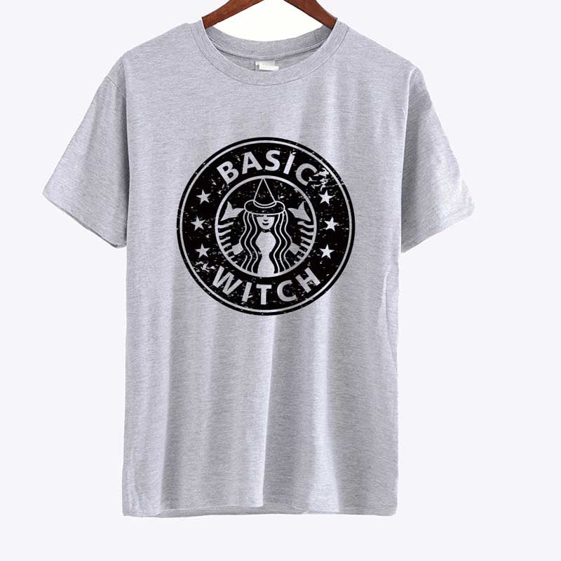 Basic Witch T-Shirt - Ladies Tees - Cozzoo