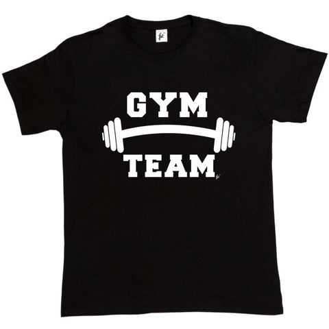 Gym Team - Fitness Unisex T-shirt - Cozzoo