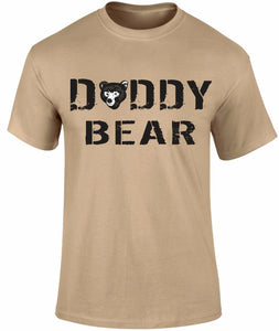 Daddy Bear - Dad's T-shirt - Cozzoo