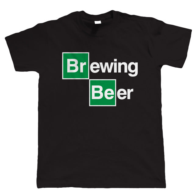 Brewing Beer Funny T-shirt - Cozzoo