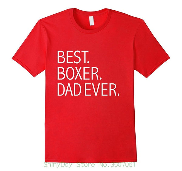 Best Boxer Dad Ever - Dogs/Pets - Men's Tee - Cozzoo