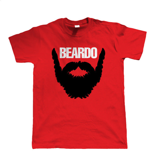 Beardo - Men's Beard Tee - Cozzoo