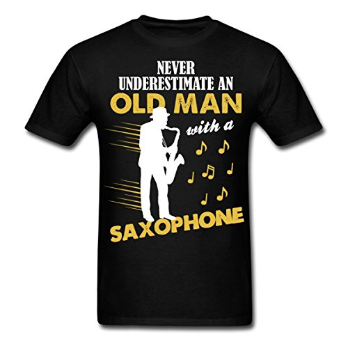 Never Underestimate An Old Man With A Saxophone - Music - Grandpa Tee - Cozzoo