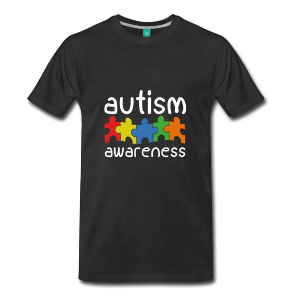 Autism Awareness Puzzle T-Shirt - Family, Dad, Mom - Cozzoo