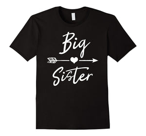 Big Sister - Siblings - Women's Tee - Cozzoo