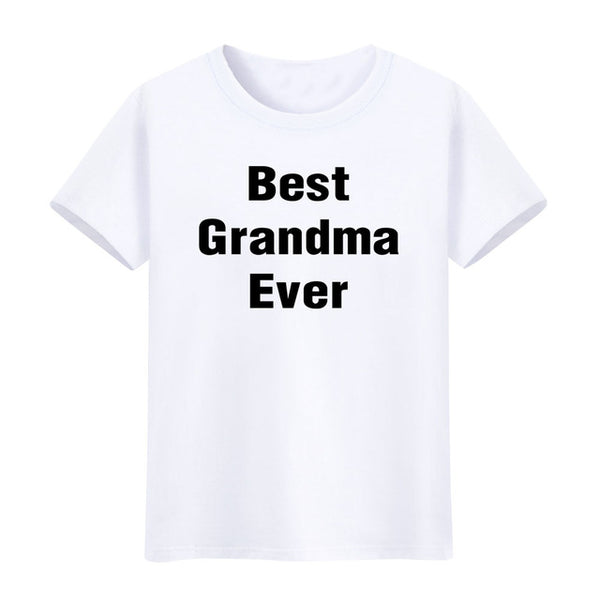 Best Grandma Ever - Women's T-shirt - Cozzoo