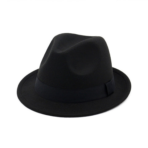 Fedora Trilby Hat -  Wool Panama - Cozzoo