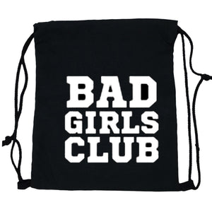 Bad Girls Club Drawstring Backpack - Bag - Cozzoo