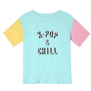 d4aea944fc298 K-Pop & Chill Fan T-Shirts - Cozzoo