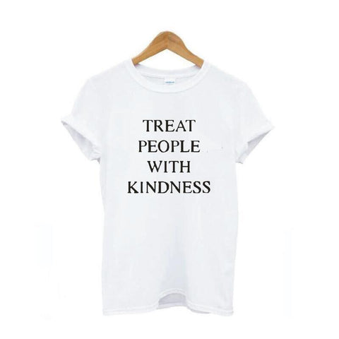 Treat People With Kindness T-Shirt - Cozzoo f11a1e0b9074