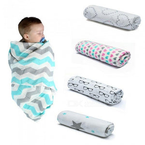 120*120 Inch Blanket Orgonic Cotton Baby Bath Towel  Baby Swaddles High Quality Newest Soft Blanket   SJ0013 - Cozzoo