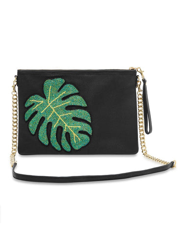 Monstera Leaf Bag