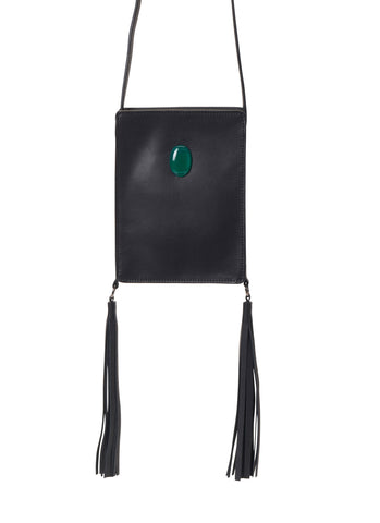 Gemstone Bag - Green Onyx