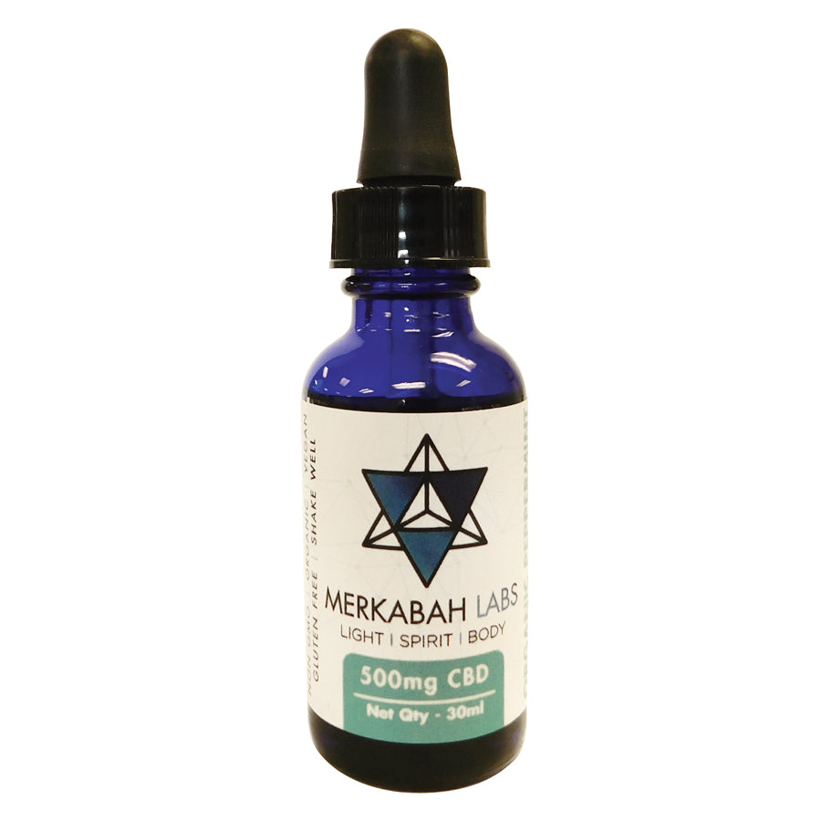Organic Peppermint Tincture