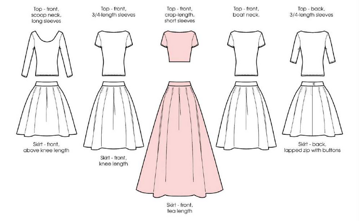 Sewing Paris Party Dress by Rebecca Page Pattern into a Wedding Dress
