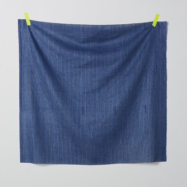 Camino Dark Blue Color C | Double Gauze