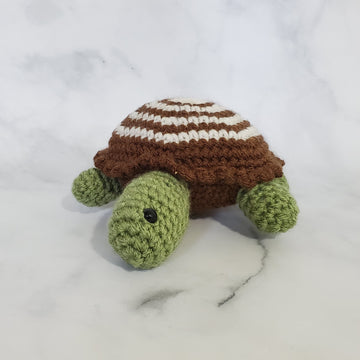 Turtle Plush Toy - 4 Inches