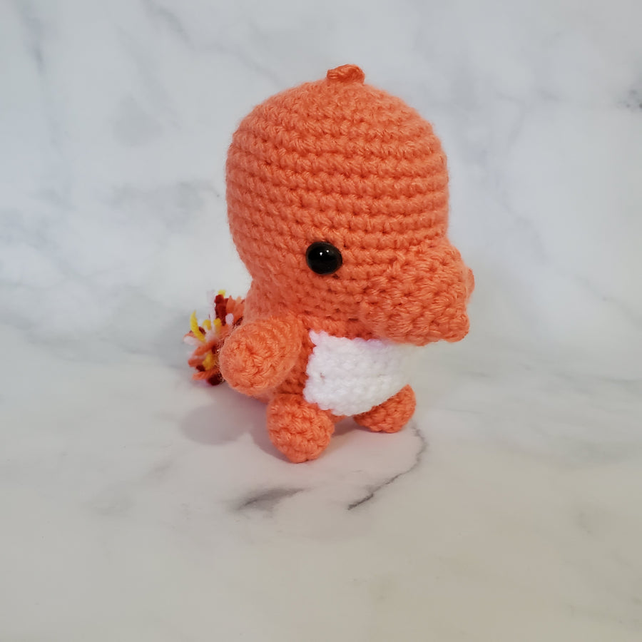 Charmander Plush Toy - 4 Inches
