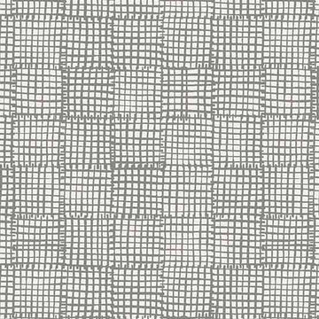 Cats & Dogs - Grid in Dark Grey