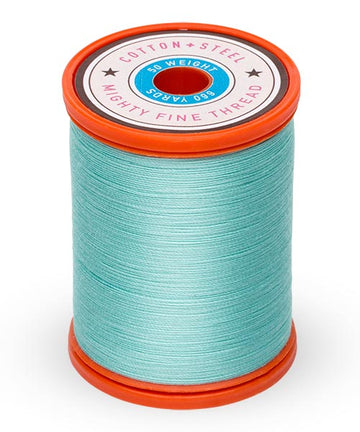 50wt Cotton Thread Spool - Teal
