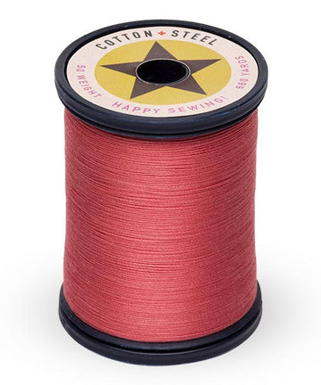 50wt Cotton Thread Spool - Tea Rose