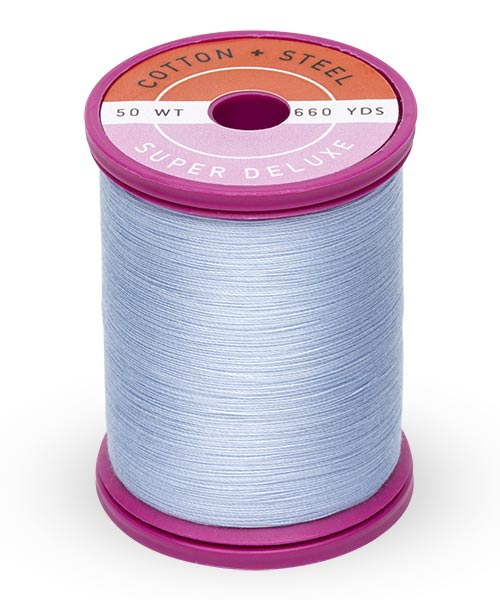 50wt Cotton Thread Spool - Caribbean Mist