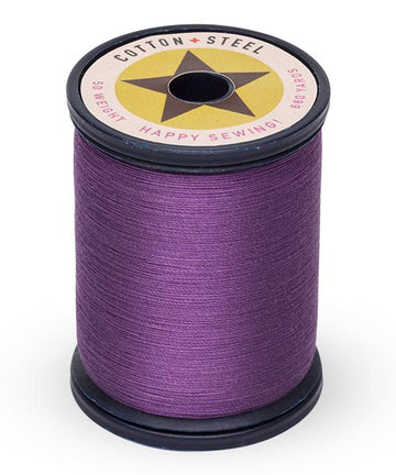 50wt Cotton Thread Spool - Plum Wine