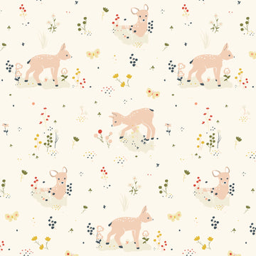 Little Deer | Organic Double Gauze