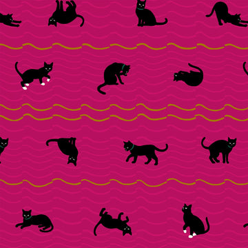 Neko IV - Cats in Pink