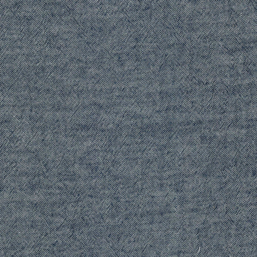 Solid Plain Dark Blue | Double Gauze