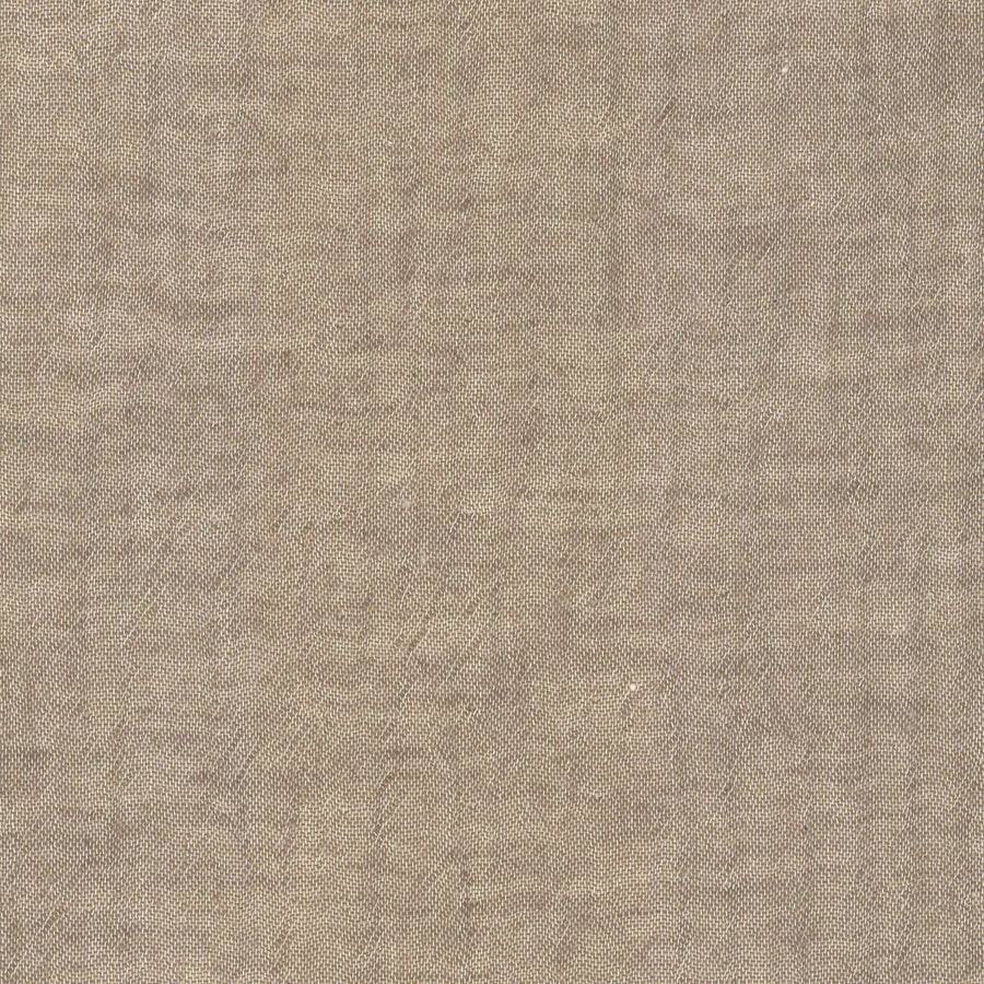 Solid Plain Beige | Double Gauze