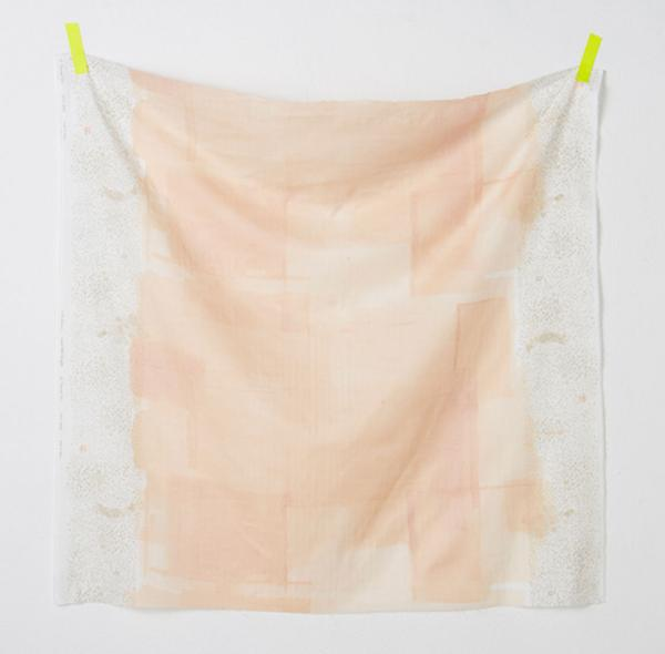 Wild Flower in Blush (B) | Double Gauze