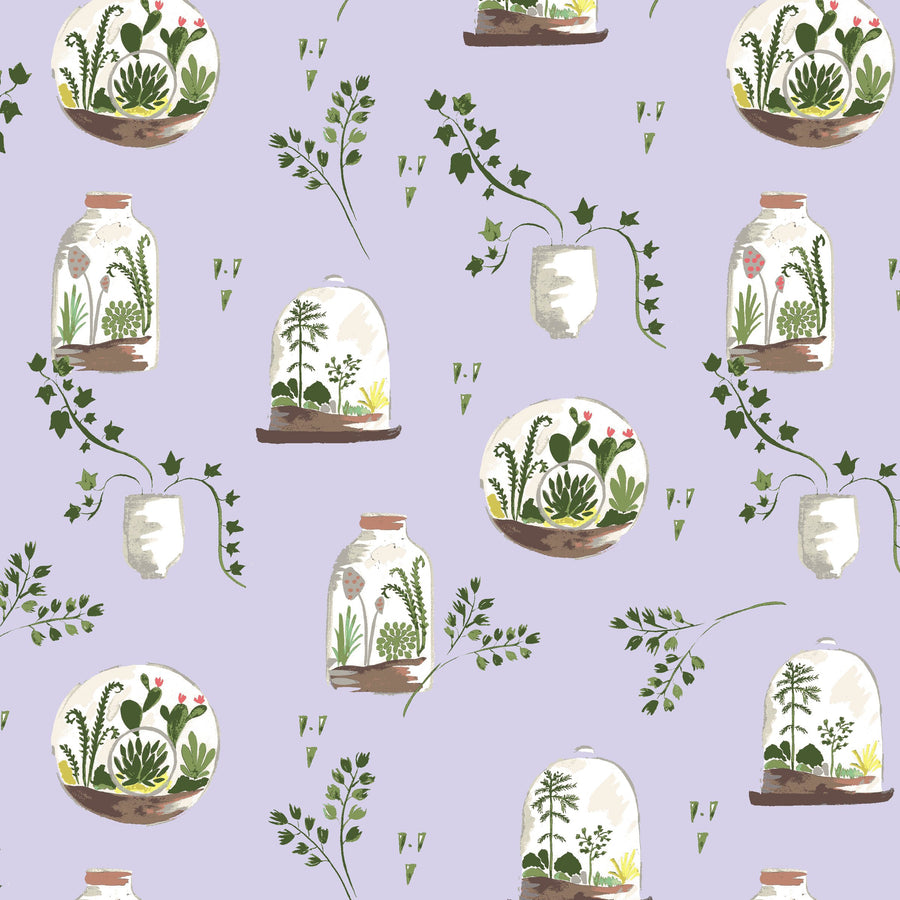 Saturday - Terrarium | Organic Poplin
