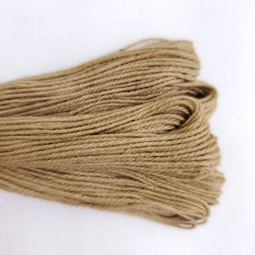 Natural Dyed Embroidery Thread - Color E16