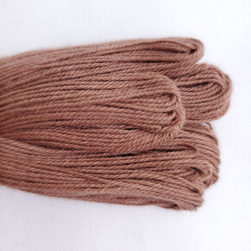 Natural Dyed Embroidery Thread - Color E5
