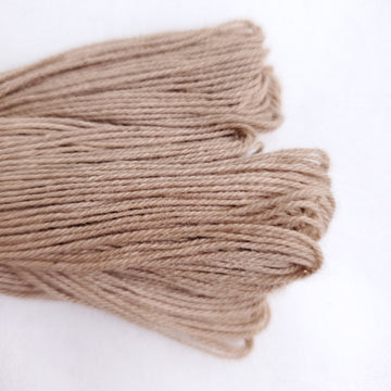 Natural Dyed Embroidery Thread - Color E9