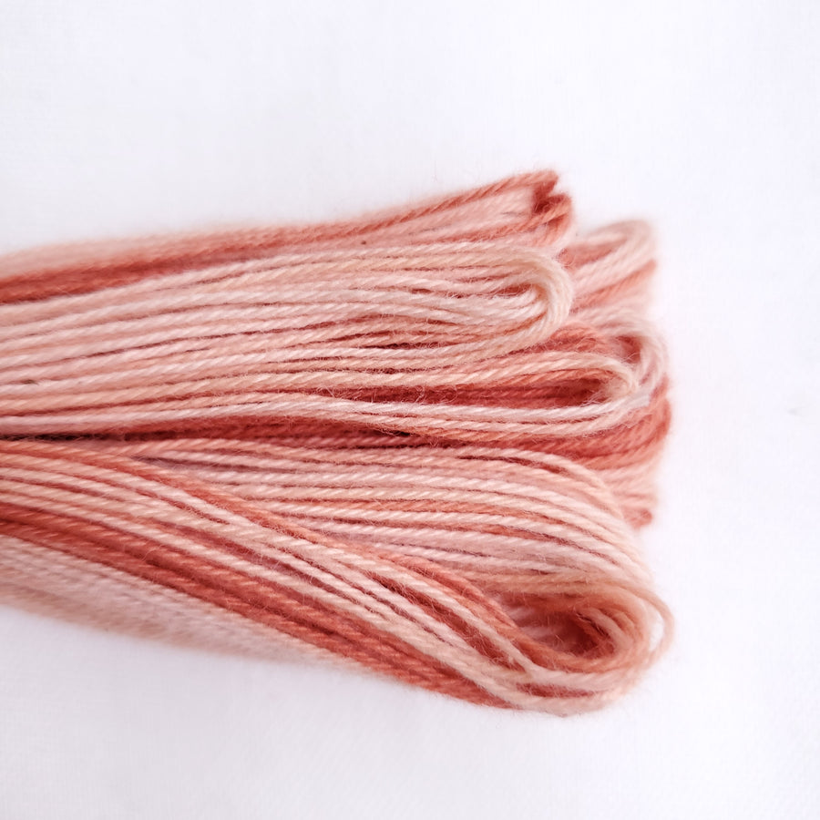 Natural Dyed Embroidery Thread - Color M1