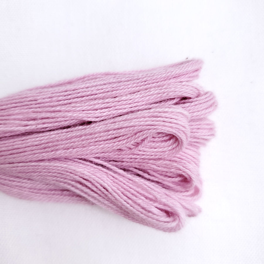Natural Dyed Embroidery Thread - Color R11