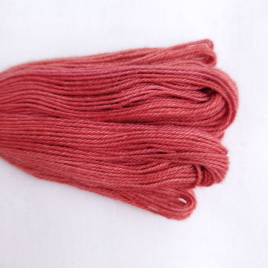 Natural Dyed Embroidery Thread - Color R1