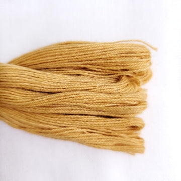 Natural Dyed Embroidery Thread - Color Y11