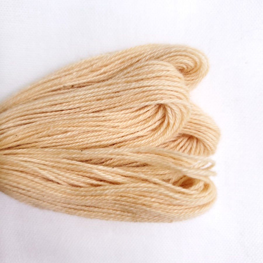 Natural Dyed Embroidery Thread - Color Y13