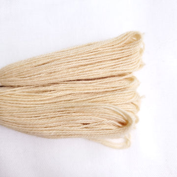 Natural Dyed Embroidery Thread - Color Y15