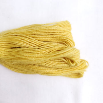 Natural Dyed Embroidery Thread - Color Y5