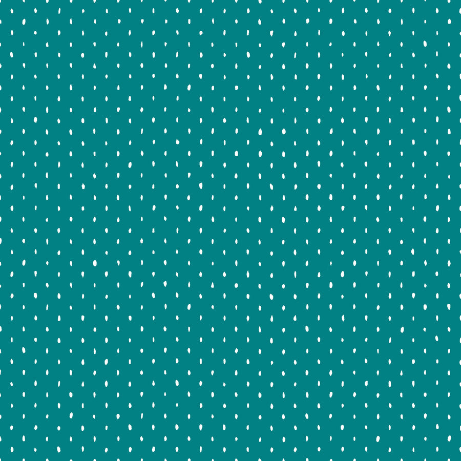 Basics - Stitch and Repeat in Teal
