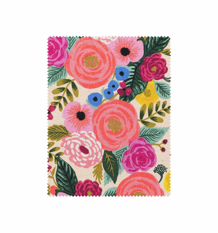 English Garden - Juliet Rose in Cream | Canvas