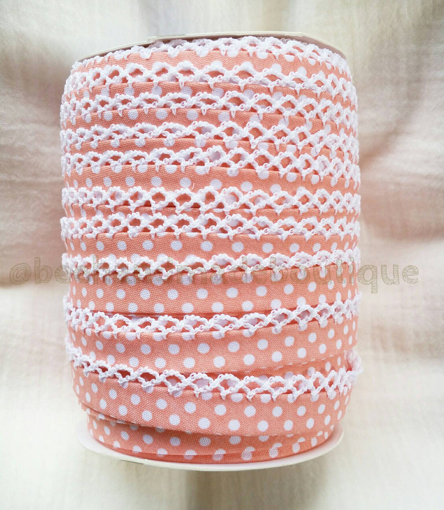 Crochet Edge Bias Tape